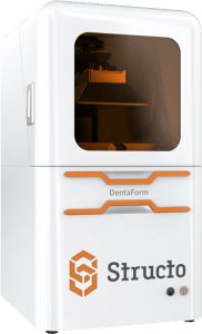 impresora-3d-dental-structo-dentaform