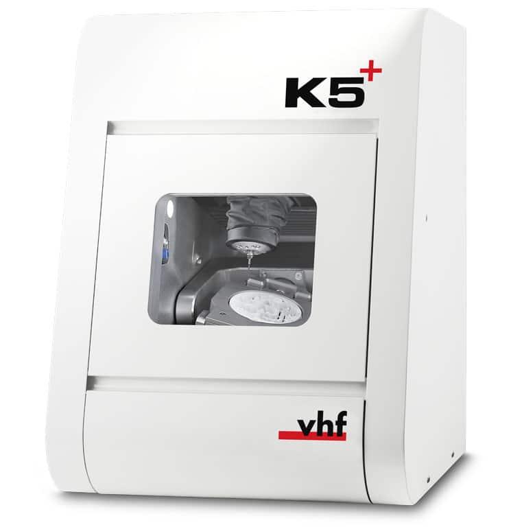 fresadora vhf- k5+