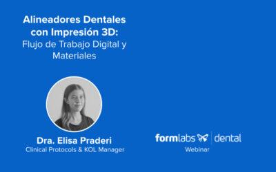 Webinar- Alineadores Dentales con Impresión 3d